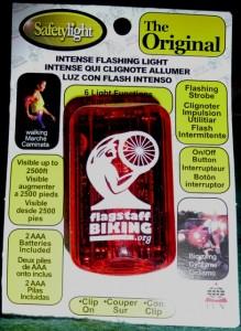 Support FBO, get a blinkie light