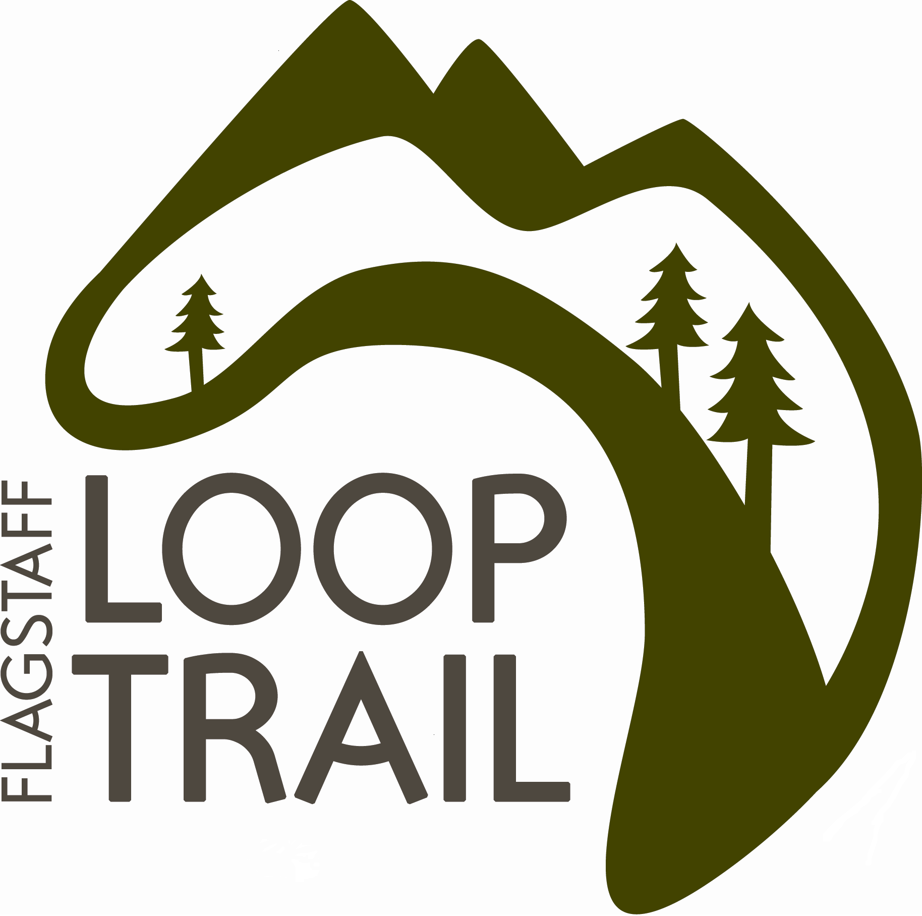 Flagstaff Loop Trail Logo