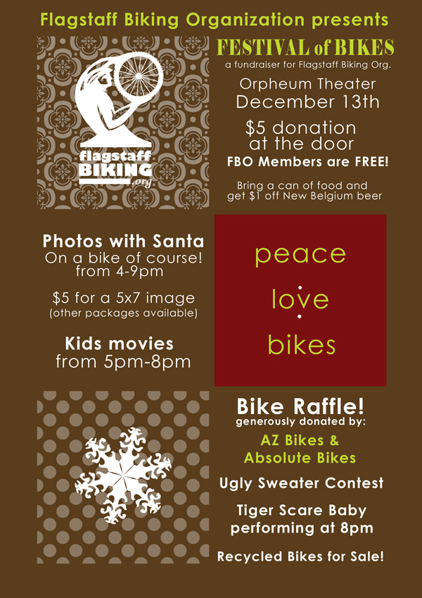 Special Invitation to Flagstaff Cyclers