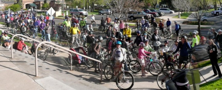 Flagstaff Bike to Work Week 2014, May 18-24!