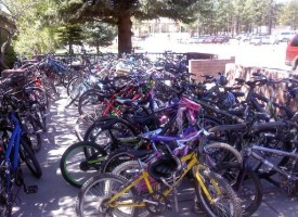 City of Flagstaff needs input on bike racks