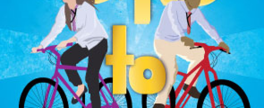Tuesday is Bike to School Day!!