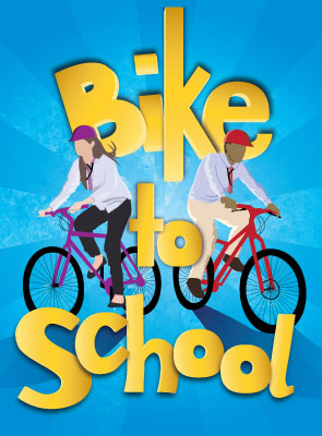 Tuesday Is Bike To School Day Flagstaff Biking