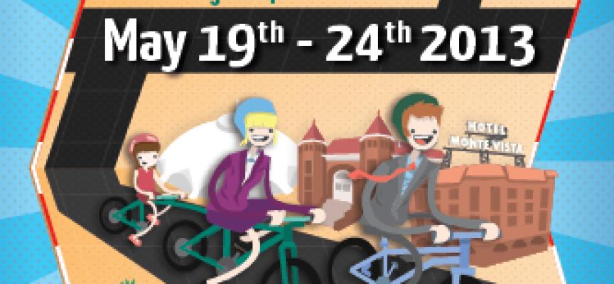Bike to Work Week Starts Sunday!
