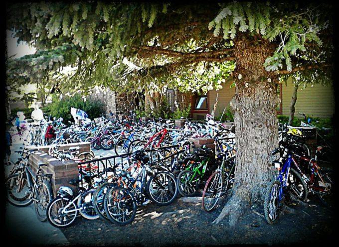 It's Bike to School Day!