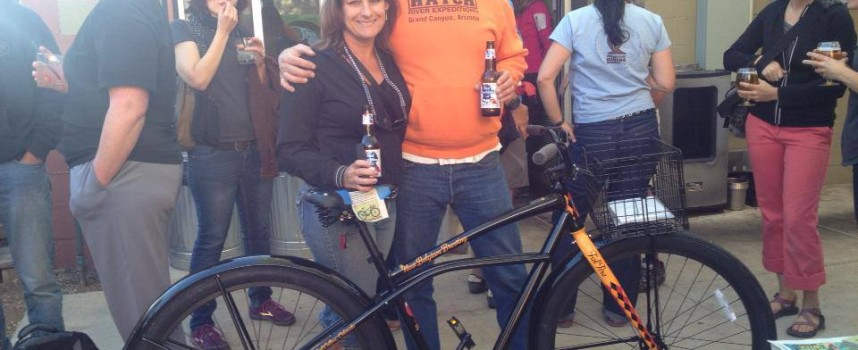 Bike to Work Week Wrap up and Friday's Raffle Winners!