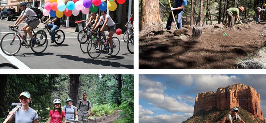 Join Flagstaff Biking for First Friday Art Walk at Mountain Sports