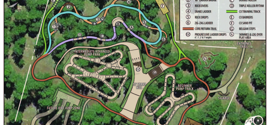 Help us build the next phase of the Fort Tuthill Bike Park!