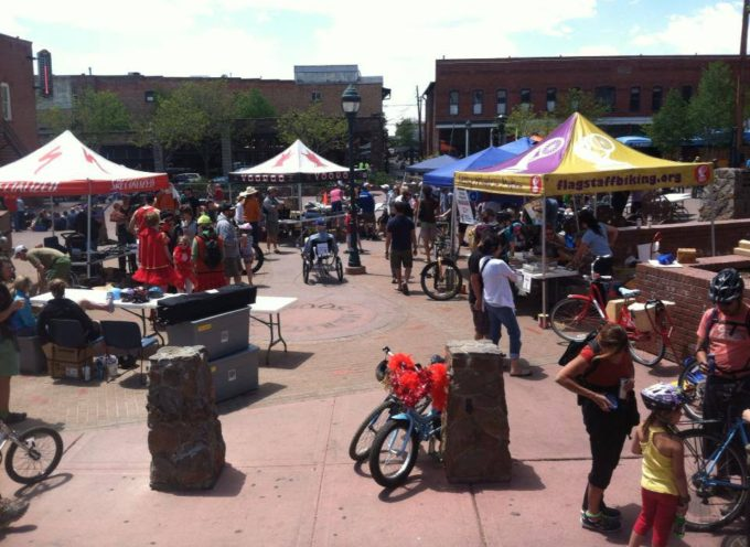 Bike Bazaar Bike Swap, Parade and more at Heritage Square this Sunday!