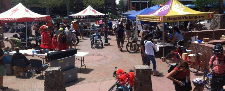 2015 Bike Bazaar and Bike Swap! -Flagstaff Bike to Work Week!