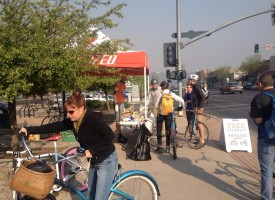 Bike to Work Week: Wednesday Update! Bike to School results, vote for your favorite breakfast stop, take a survey to help City planning for bikes.