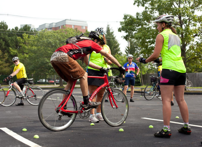 Savvy Cyclist Bike Safety Class, Taught by League of American Bicyclists Certified Instructor