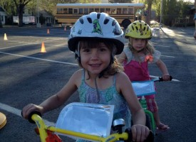 Events for the whole family for Bike to Work Week! The best thing about being a kid is getting to ride your bike!