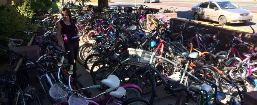 Bike to Work Week: Tuesday update, raffle prize winners for Monday and more! It's Bike to School Day!
