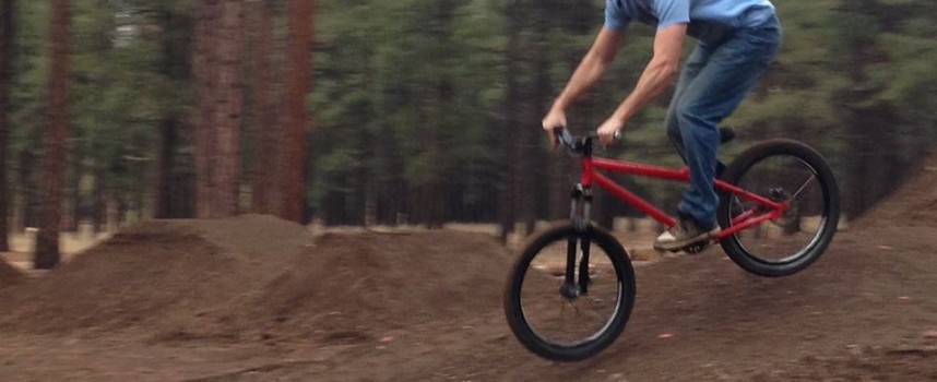 Fort Tuthill Bike Park Flow Trails Open, Please Contribute Towards Future Construction!