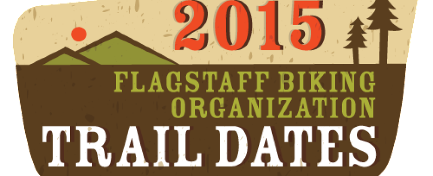 2015 Trail Day Schedule is live!