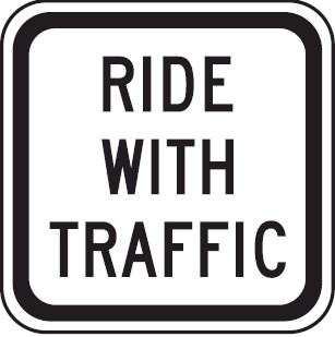 sign-BikeRideWithTraffic