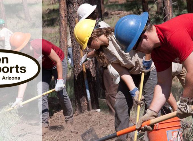 Trail Day! July 23rd, Deer Hill Trail Rehabilitation