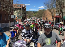 Flagstaff Bike to Work and School Week Schedule for 2016