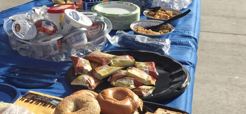Wednesday: Bike to Breakfast! Free breakfast stops all over Flagstaff for cyclists.