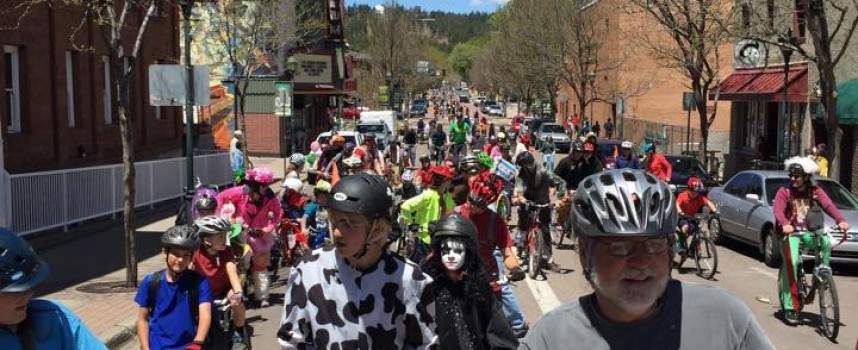 Flagstaff Bike to Work and School Week 2016 Scheduled for May 22nd-27th!