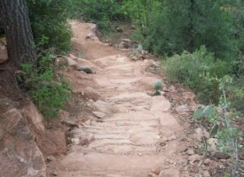 Winter 2016 – Red Rock District Volunteer Trail Work