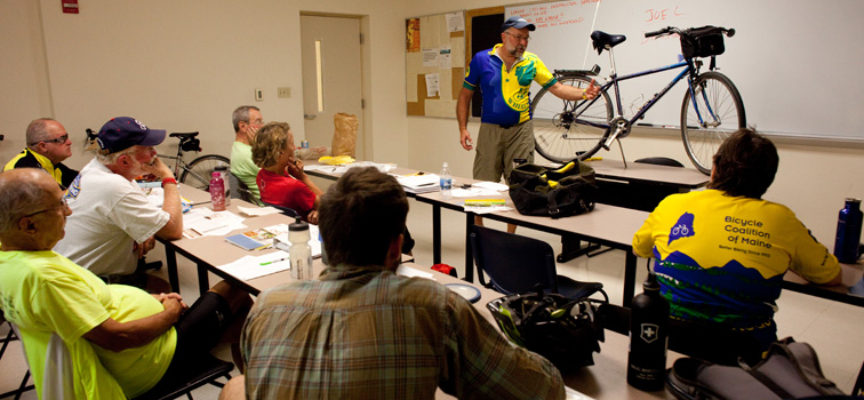 Savvy Cyclist Bike Safety Class- FREE – May 23 – Wednesday