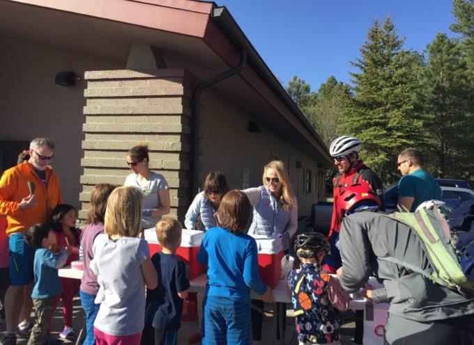 Bike to School, Bike to FREE Breakfast & Raffle Winners!