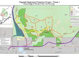Flagstaff Watershed Protection Project Work in Schultz Creek Area Begins Soon