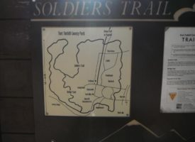 UPDATED! Part of Soldiers Trail and Flagstaff Loop Trail PROBABLY NOT at Risk of Private Purchase!