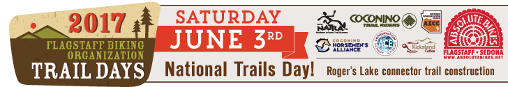 National Trail Day - June 3