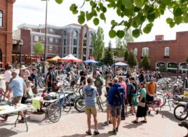 Bike Bazaar, Swap, Parade and More! Sunday, May 21st, 2017.
