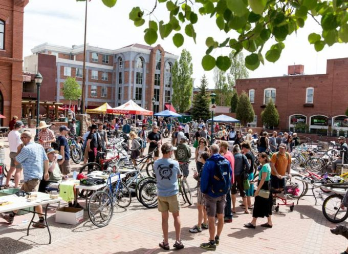 Bike Bazaar- Bike Swap,Human Powered Parade and more! Sunday, May 20th, Heritage Square