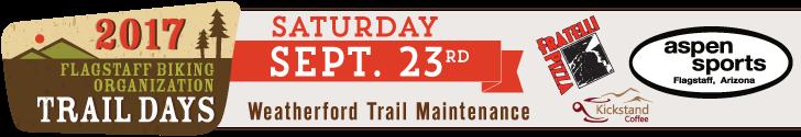 Trail Day - September 23></a></div>  <div class=