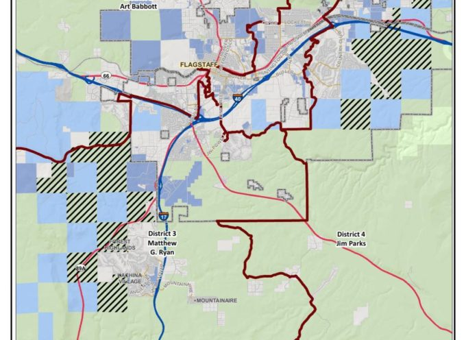 URGENT! Please attend joint City Council-County Supervisors Meeting, this Monday, March 12th, 4 pm, Flagstaff City Hall