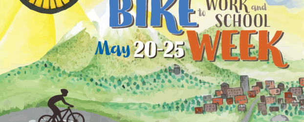 Bike to Work Week 2018- Schedule of events