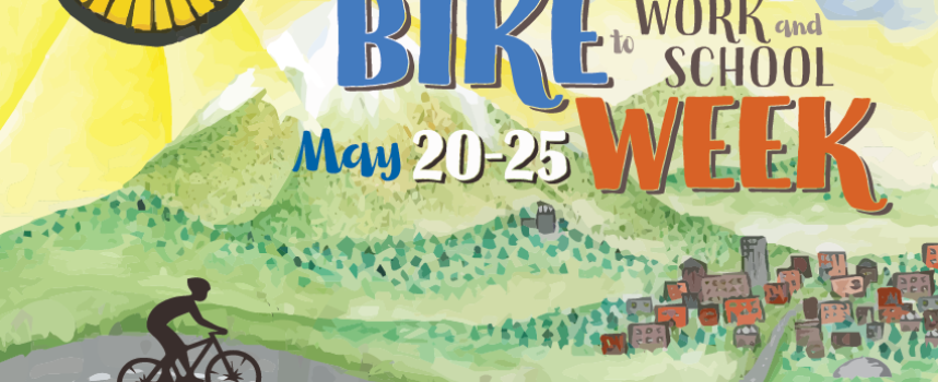 Bike to Work Week 2018- Schedule of events