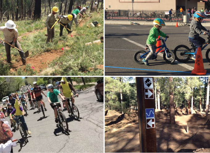 We're gearing up for another year of promoting cycling in northern Arizona!