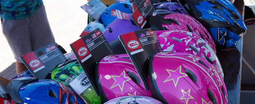 Get discount helmets for kids! April 30th deadline!