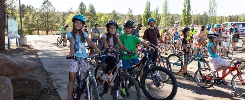 Tuesday! Bike to School Day! & Ice Cream Social