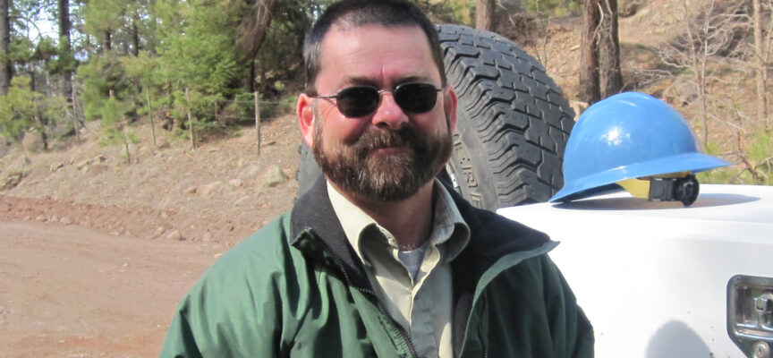 Sean Murphy – 2021 Heritage Square Brick Honoree for Contribution to Bicycling in Flagstaff