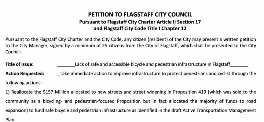 URGENT! Please sign FLG Bike Party's Petition ASAP! Deadline TOMORROW June 9th, noon