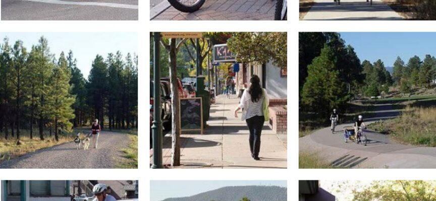 Comment now on the City of Flagstaff's Draft Active Transportation Master Plan!
